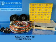 RTK 7 - VE analog Refabrikation